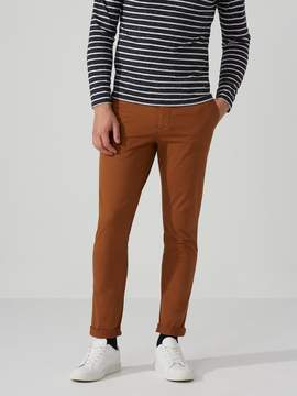 Frank and Oak Becket Chino in Camel