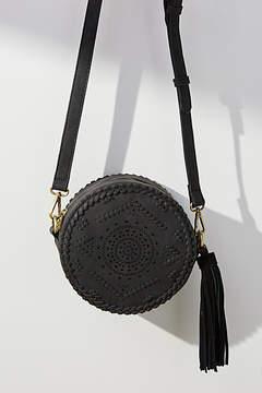 Anthropologie Sedona Circle Crossbody Bag