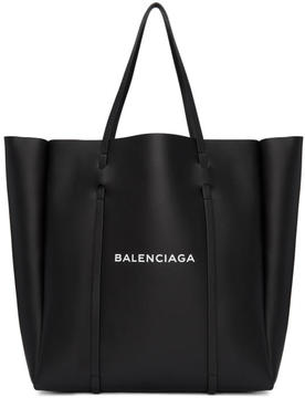 Balenciaga Black Extra Large Everyday Tote