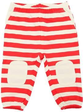 Stella McCartney Stripes Organic Cotton Sweatpants