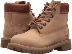 Timberland Kids 6 Premium Waterproof Boot Core Boys Shoes