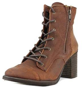 Coolway Mc-21 Women Round Toe Leather Ankle Boot.