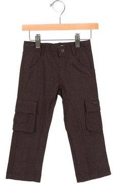 Tartine et Chocolat Boys' Plaid Straight-Leg Pants w/ Tags