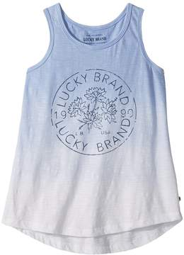 Lucky Brand Kids Gloria Tank Top Girl's Sleeveless