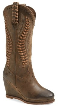 Ariat Women's Nashville Western Wedge Boot