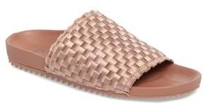 Pedro Garcia Women's Aila Woven Slide Sandal