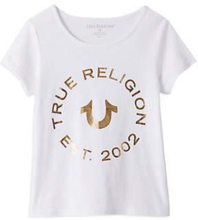 True Religion LOGO TODDLER/LITTLE KIDS TEE