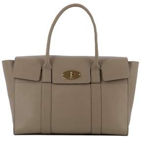 Mulberry Women's Brown Leather Shoulder Bag.