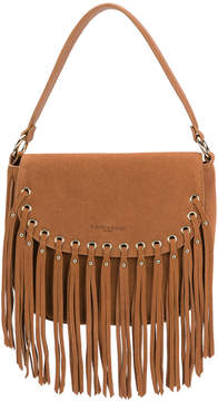 Lancaster fringed shoulder bag