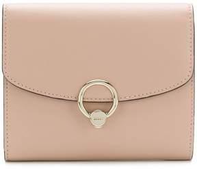 Bally mini square purse