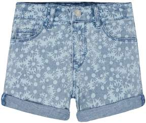 Levi's Toddler Girl Summer Love Shorty Shorts
