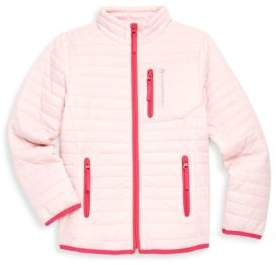 Vineyard Vines Toddler's, Little Girl's& Girl's Mountain Quilted Jacket