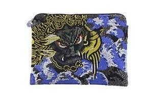 Forest of Chintz Nebuta Sky Embellished Bag