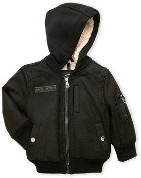 Urban Republic Toddler Boys) Hooded Varsity Jacket