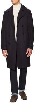 Jil Sander Men's Solid Belted Trench Coat