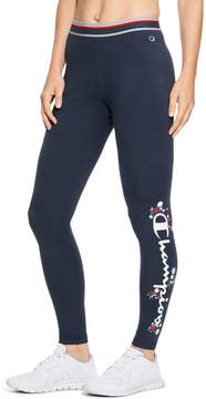 Champion Women's Authentic Floral Graphic Leggings