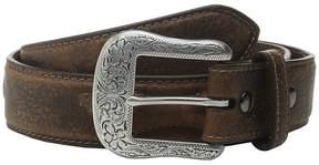 Ariat Oval Shield Belt Men's Belts