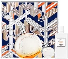 Hermes Eau des Merveilles Eau de Toilette Gift Set