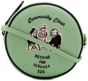 Olympia Le-Tan Community Chest shoulder bag