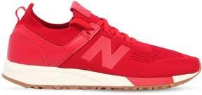 New Balance 247 Microfiber Sneakers
