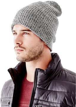 GUESS Men's Slouchy Knit Beanie