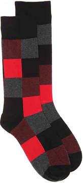 Happy Socks Squares Crew Socks - Men's