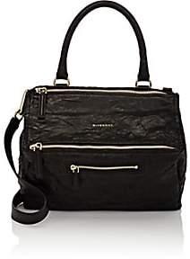 Givenchy Women's Pandora Pepe Medium Leather Messenger Bag-Black
