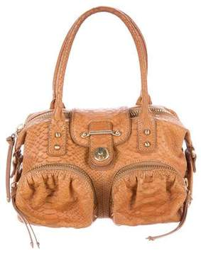 Botkier Embossed leather Handle Bag