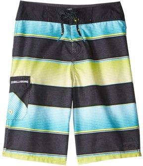 Billabong Boys' All Day OG Stripe Boardshort (820) - 8154216