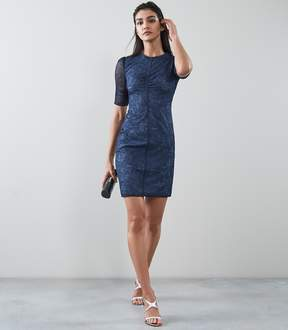 Reiss Willo Lace Bodycon Dress