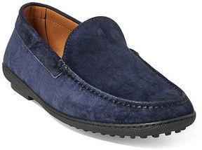 Ralph Lauren Ronan Suede Driving Loafer