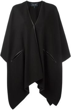 Armani Jeans plain cape
