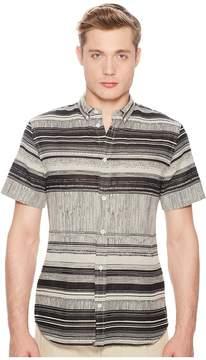 Billy Reid Short Sleeve Murphy Shirt Men's Clothing