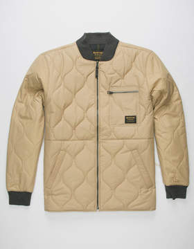 Burton Mallett Mens Bomber Jacket
