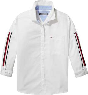 Tommy Hilfiger TH Kids Signature Stripe Shirt