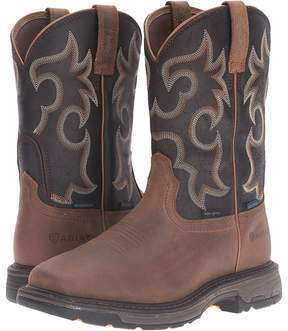 Ariat Workhog Wide Square WP Insulated Men's Work Boots