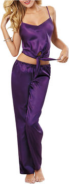 Dreamgirl 2-pc. Pant Pajama Set