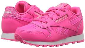 Reebok Kids Classic Leather Girls Shoes
