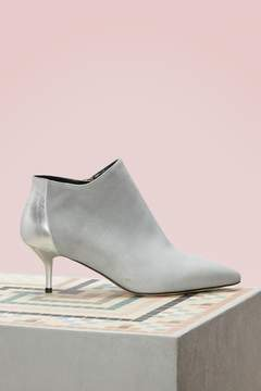 Repetto Gudule boots with heels