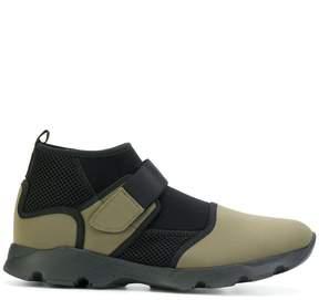 Marni colour block sneakers