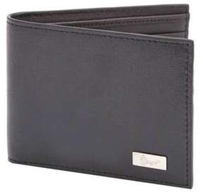 Royce Leather Unisex Rfid Blocking Saffiano Leather Money Clip.