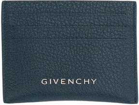 Givenchy Blue Pandora Card Holder