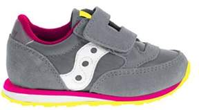 Saucony Infant Girls' Baby Jazz Hook-and-loop Sneaker.