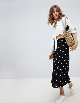 Free People Spotty Skirt