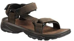 Teva Men's Terra Fi 4 Leather Sandal.