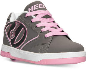 Heelys Girls' Propel 2.0 Casual Skate Sneakers from Finish Line