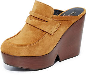 Robert Clergerie Damor Block Heel Sandals