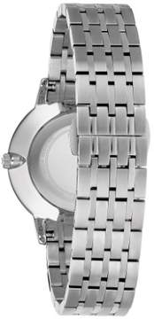 Bulova 96P183 Silver 31mm Stainless Steel Classic Mens Watch