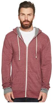 Alternative Rocky Color Blocked Hoodie Men's Clothing