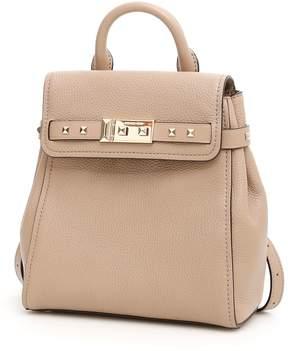 MICHAEL Michael Kors Leather Addison Backpack